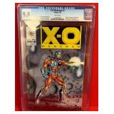 N - X-O MANOWAR COMIC BOOK