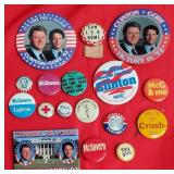 40 - MIXED LOT VINTAGE COLLECTOR PINS
