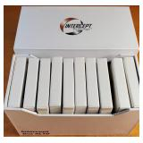 (84) - BOX OF 10 COLLECTOR COINS