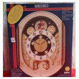 177 - SEIKO MUSICAL WALL CLOCK