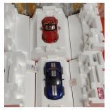 N 2004 COMMEMORATIVE LTD ED CORVETTE MODEL CARS