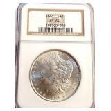 (17) - 1886 MS64 MORGAN DOLLAR