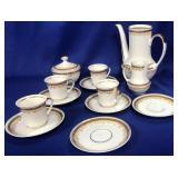 63 - WINTERLING BRAVARIA TEA SET