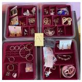903 - MIXED LOT OF COSTUME JEWELRY (A)