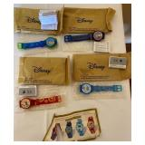 903 - LOT OF DISNEY WATCHES