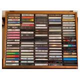 903 - LARGE LOT OF CASETTE RECORDINGS