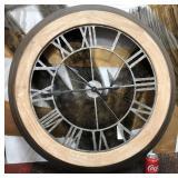43 - NEW WMC KRONBORG WALL CLOCK ($129.00)