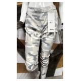 43 - NEW OMG SKINNY STRETCH CAMO PANTS (P10)