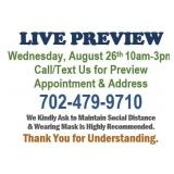 ANTHEM LIVE PREVIEW - WEDNESDAY 8/26/20 10AM-3PM