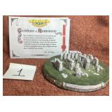 809 - STONEHENGE MINIATURE; FRASER COLLECTION