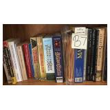 809 - MIXED LOT OF BOOKS (B7)