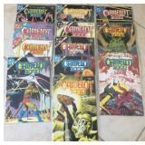 809 - LOT OF 12 CAMELOT 3000 GRAPHIC NOVELS