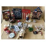 809 - HOLIDAY RIBBON, GIFT BAGS, NUTCRACKERS