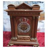 714 - STUNNING GERMANY TABLE CLOCK