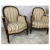 74 - VINTAGE ARM CHAIRS
