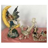 807 - MIXED LOT OF PORCELAIN FIGUERINES