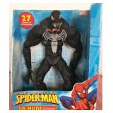 807 - SPIDERMAN VENOM ACTION FIGURE IN BOX