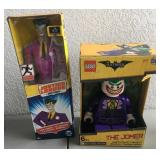 """807 - """"THE JOKER"""" COLLECTIBLES IN BOXES"""