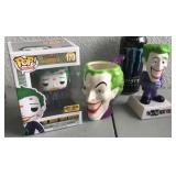 """807 - """"THE JOKER"""" COLLECTIBLES"""
