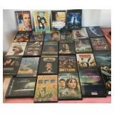 807 - LOT OF MOVIES & MUSIC