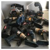 807 - ASSORTED POWER TOOLS