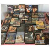 807 - LARGE LOT OF MOVIES