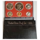 UNITED STATES PROOF SET - 1975 (B13)