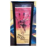 FRAMED INVASION OF THE BODY SNATCHERS MOVIE POSTER