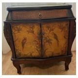 78 - BOMBAY STYLE ACCENT CABINET