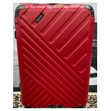 78 - RED REACTION KENNETH COLE HARD LUGGAGE
