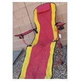 850 - VIBRANT CAMP LOUNGE CHAIR