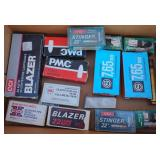 850 - LOT OF MISCELLANEOUS AMMO (SEE PICS)