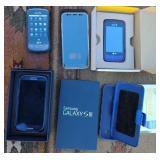 850 - GALAXY SIII PHONE W/ACCESSORIES