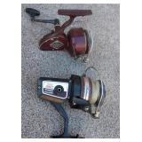 850 - OMNI 070& SHAKESPEAR SEA WONDER FISHING REEL