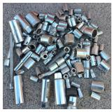850 - LARGE LOT OF MISCELLANEOUS SOCKETS