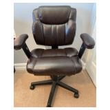 850 - LOVELY EXECUTIVE OFFICE CHAIR