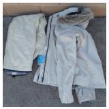 850 - HI TEC SNOW PANTS & JACKET (SEE PICS)