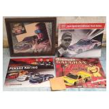 11 - LOT OF RACING COLLECTOR ITEMS