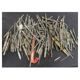163 - LARGE LOT OF DRILL BITS (D)