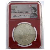 1881-S MS65 Morgan Silver Dollar