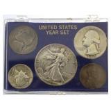 1944 American Year Set