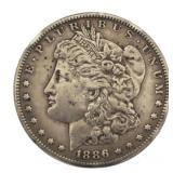 1886-S Morgan Silver Dollar *KEY Date