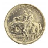 1925 Stone Mtn Silver Commemorative Half