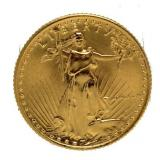 1986 American Eagle $5 Gold Piece *1st Year