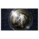 Elvis Presley commemorative coin