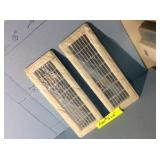 2 6 x 16 inch Vent Covers Metal