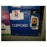 Clifford 2-way remote starter for your car