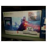 Xbox One with Battlefield 5 game 4K Blu-ray 1tb