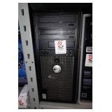 Computer no cords, no HD sold for parts