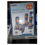 Uniden 3 Pack Telephone System